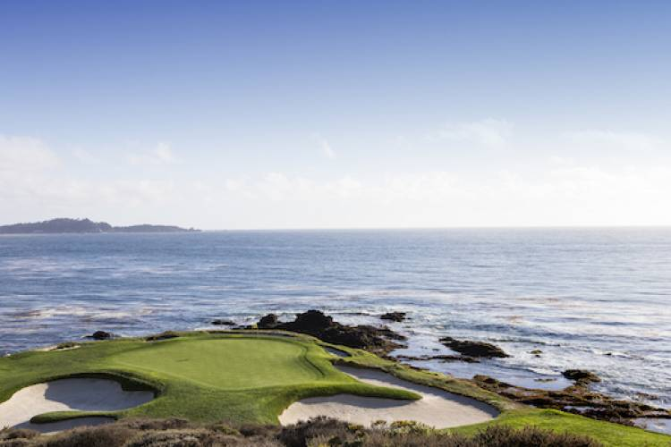 california coast golf